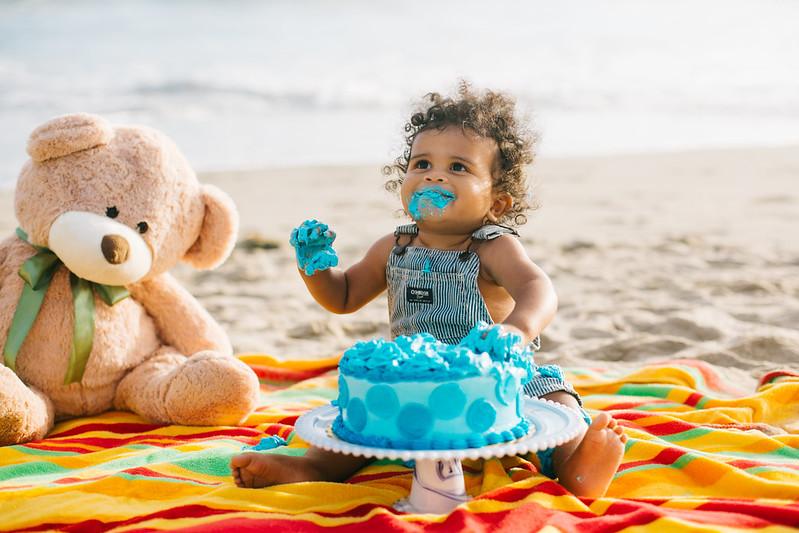 Santa Monica family & baby photographer
