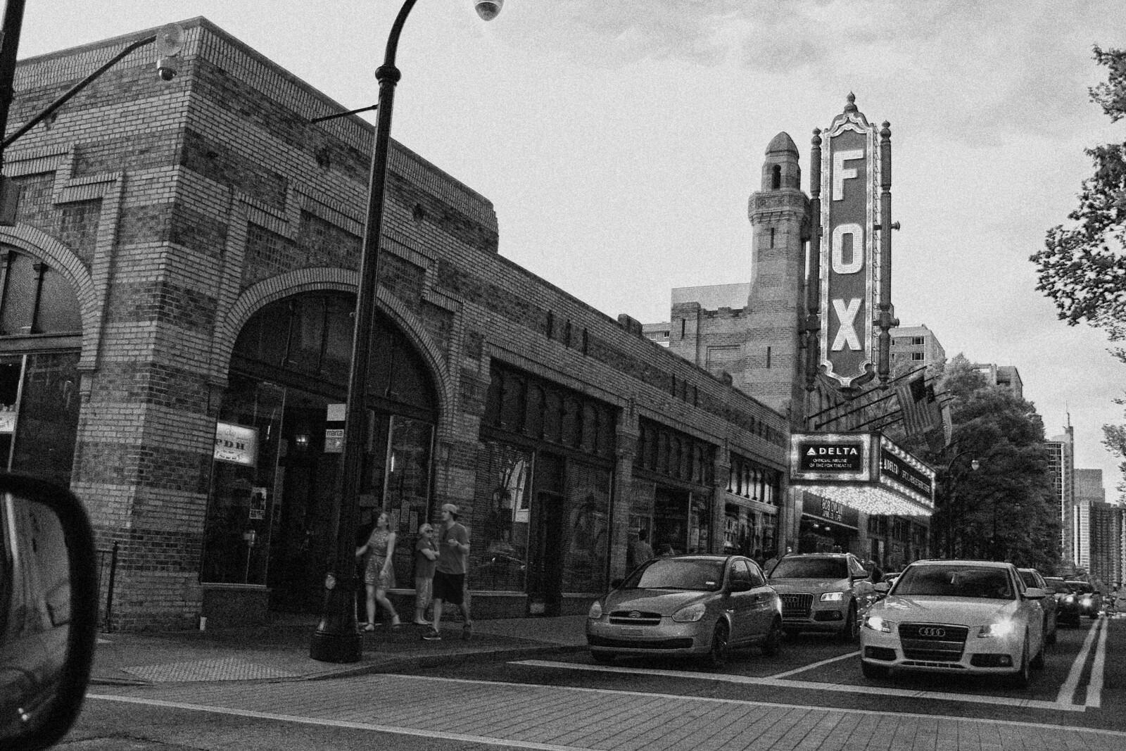The Fox Theater, Atlanta, 2015