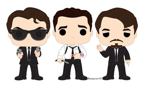 POP FUNKO RESERVOIR DOGS