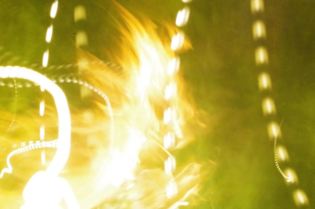 Licht und Flammen