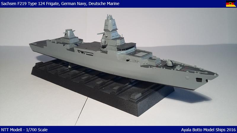 FGS Sachsen F219 (Type 124) Frégate de défense antiaérienne  31878620076_fd772e580e_o