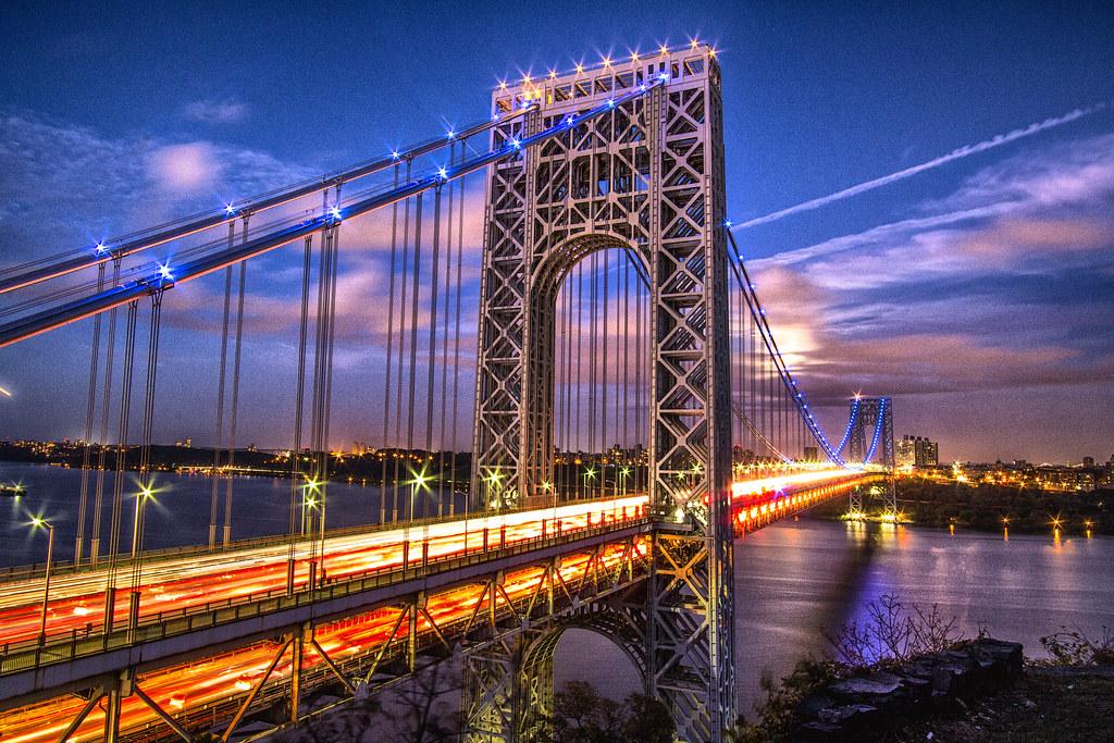 Image result for PodulGeorge Washington Bridge