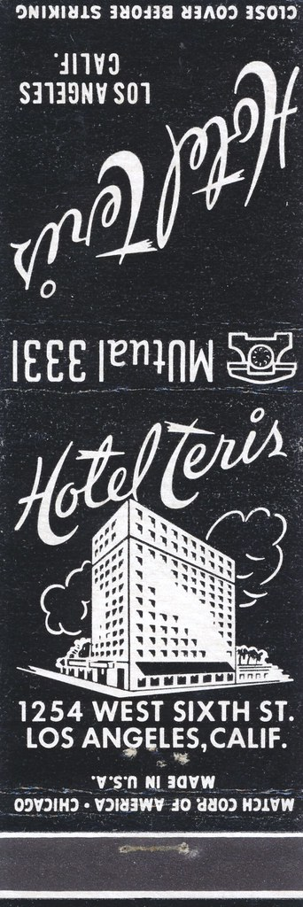 Hotel Teris - Los Angeles, California