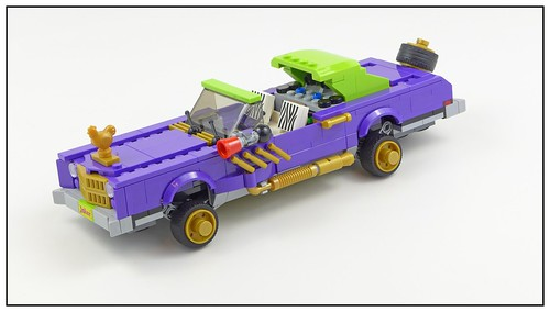 The LEGO Batman Movie 70906 The Joker Notorious Lowrider 05