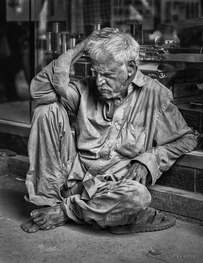 The Greatest Loss Is Street Portrait   Death Is Not The Greatest Loss In  Life. The Greatest Loss Is