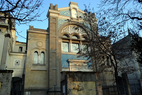 Milano - Sinagoga