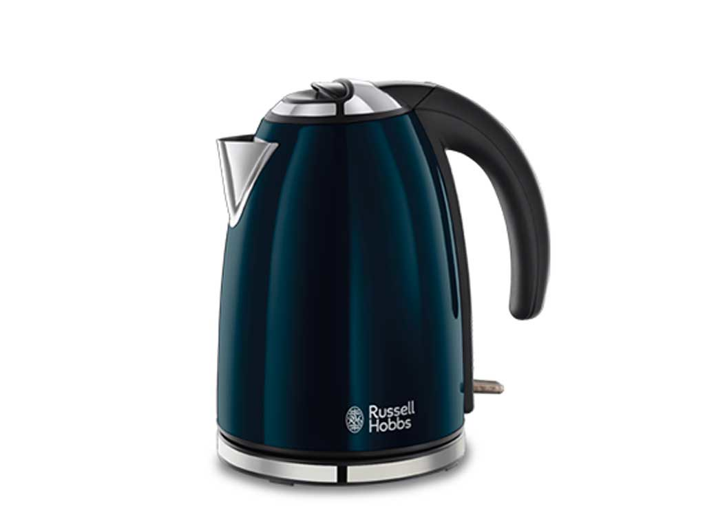 Bollitore elettrico Compatto Russell Hobbs Royal Blue