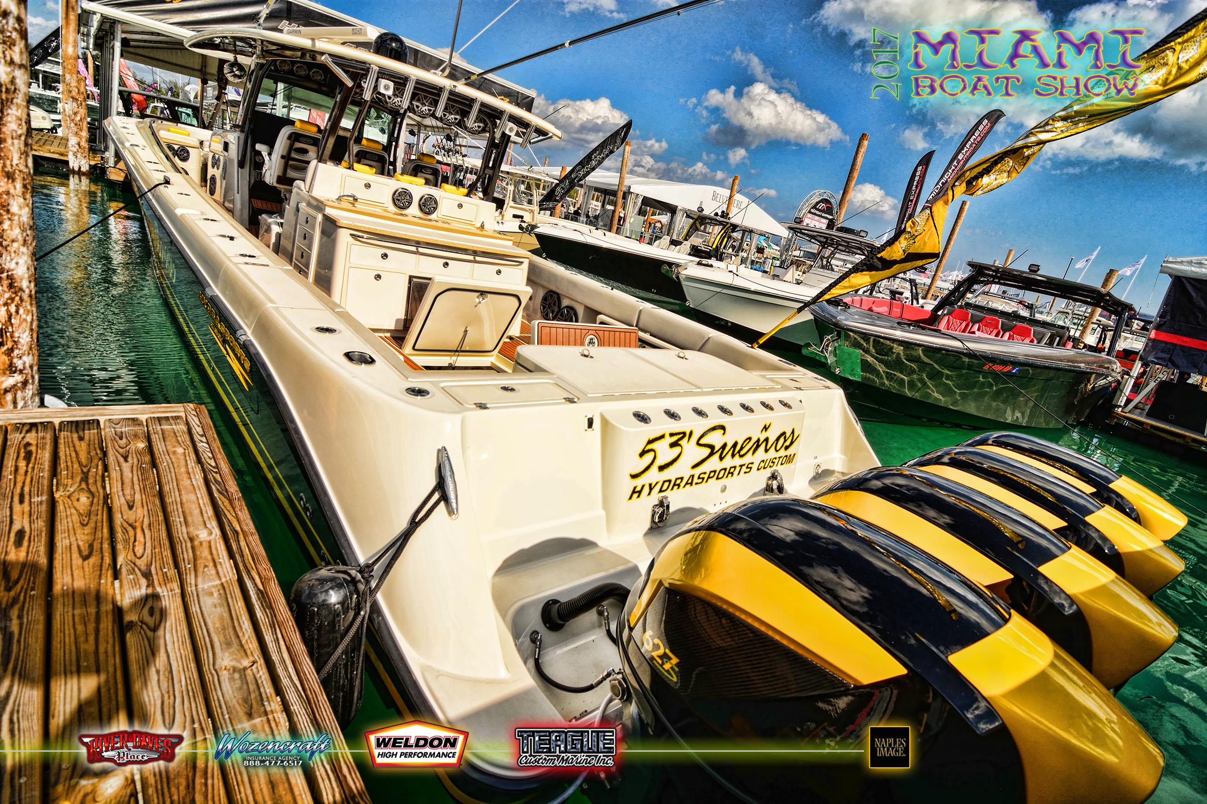 2017 miami boat show page 7 - Miami boat show ...
