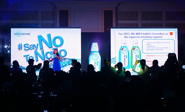 """Say NO to NGILO"" with the new Sensodyne Mouthwash  (4)"