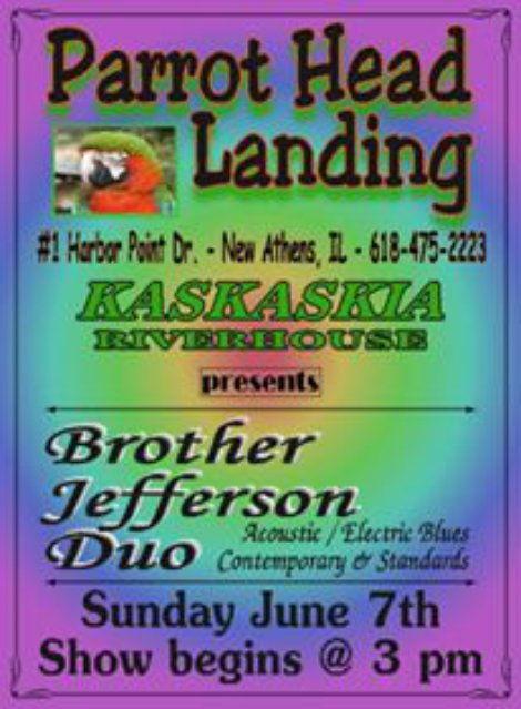Brother Jefferson Duo 6-7-15