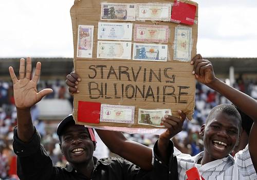 Starving Billionares