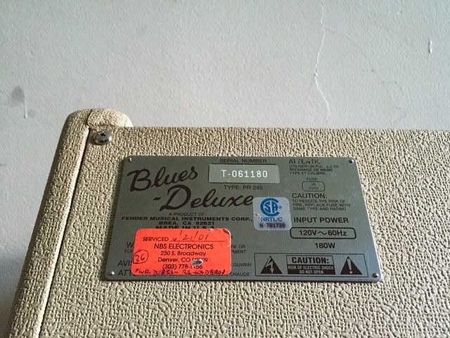 Blues deluxe dating