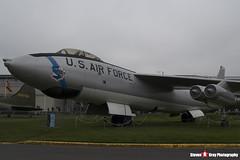 51-7066 - 450609 - USAF - Boeing WB-47E Stratojet - The Museum Of Flight - Seattle, Washington - 131021 - Steven Gray - IMG_3734