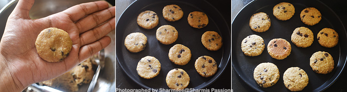 How to make Oats Choco Chip Cookies Recipe - Step6