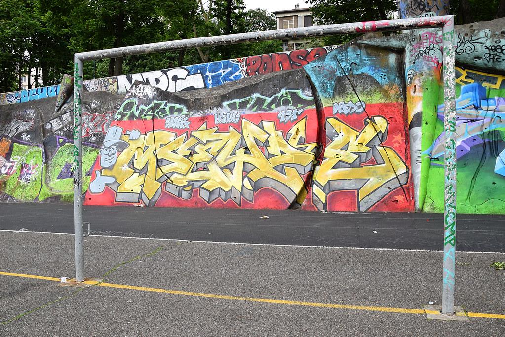 Mseyze M16 Ivry Sur Seine 2015 Hba Jijo Flickr