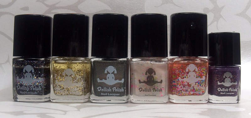 Dollish Polish Blogger Collection
