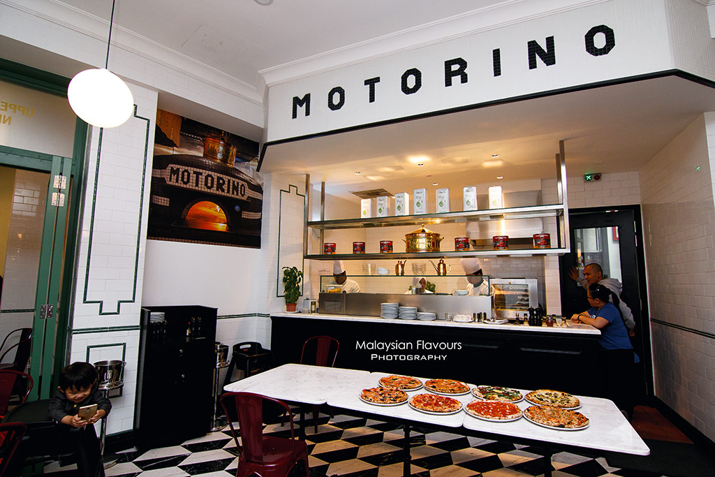 Motorino Genting SkyAvenue