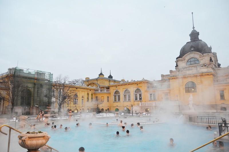 Szézhenyi Budapest kylpylä