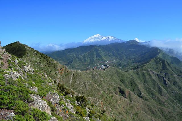 El Palmar, Buenavista del Norte, Tenerife