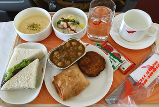 Air India - Meal