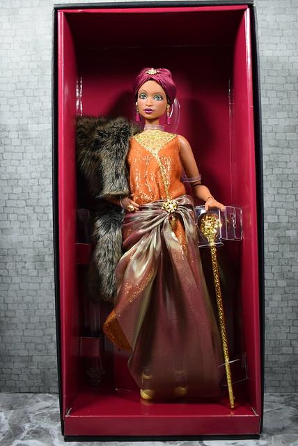 2016 Barbie Harlem Theatre Collection Madam Lavinia Barbie DGW46 (2)