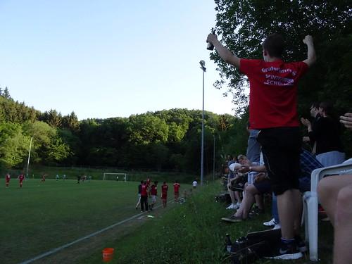 Play-off: Grafschafter SV II v SG Eich II, in Gönnersdorf