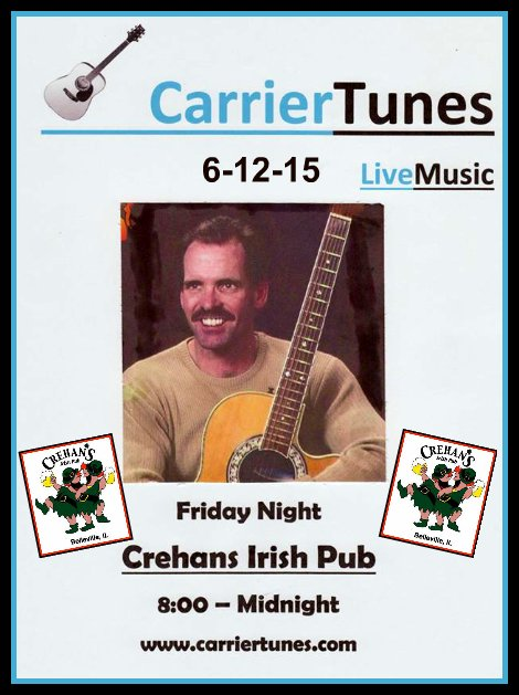 Carrier Tunes 6-12-15