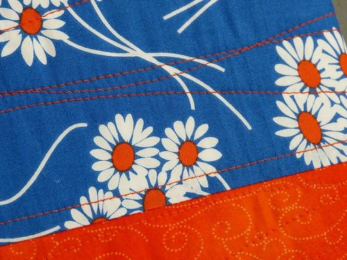 blue notebook closeup