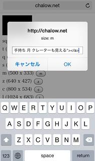Flickr HTMLコード 貼り付け用 楽にコピペ
