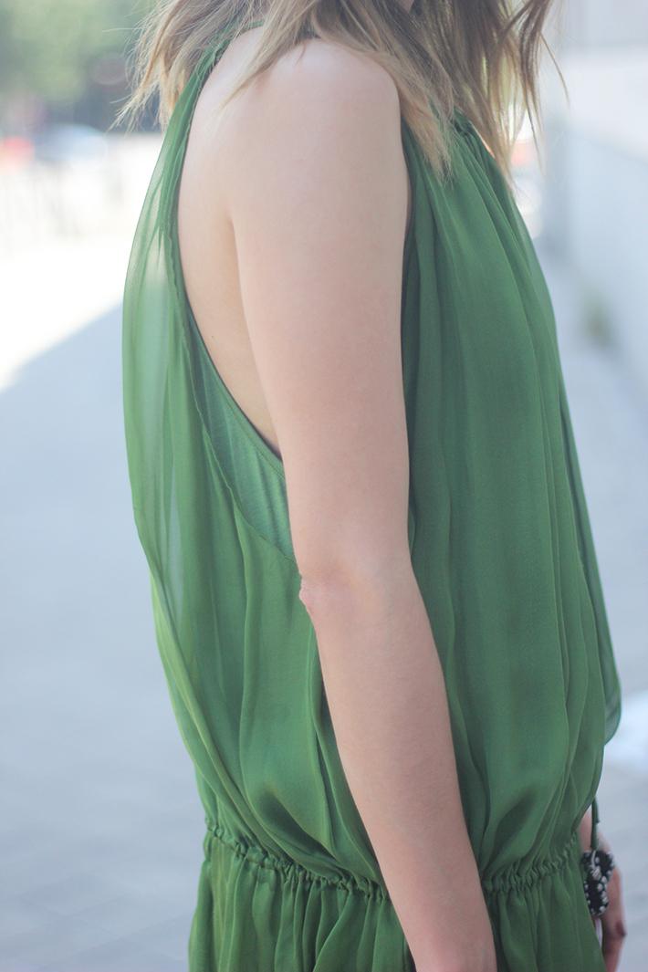 Green Dress19