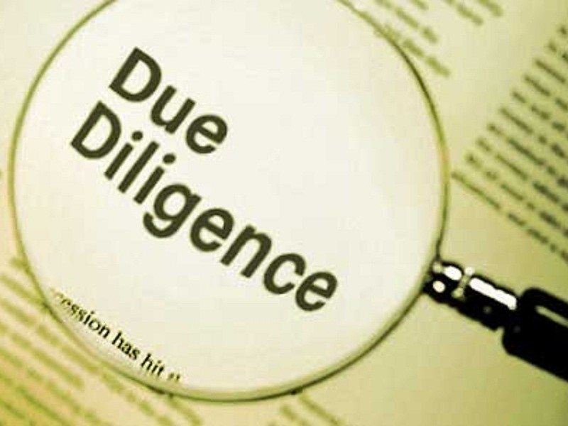 Due Diligence definition – What is due diligence meaning? | Flickr
