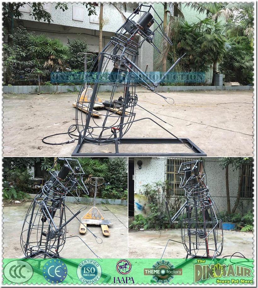 Robotic Panda Metal Frame