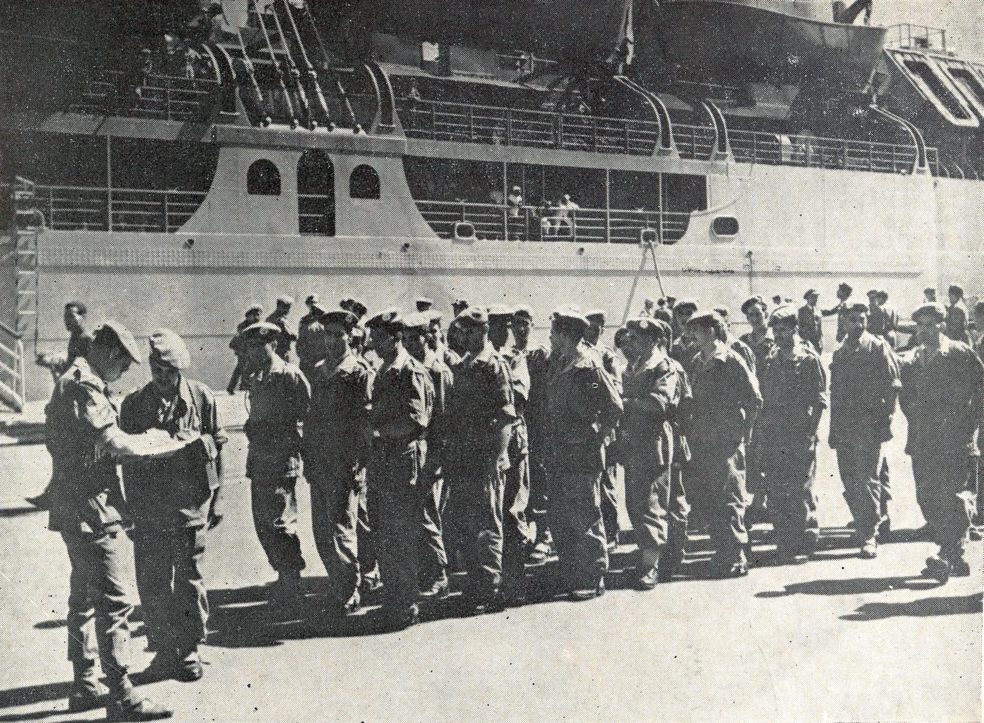Les Forces Armées Royales au Congo - ONUC - 1960/61 31535617123_0db840bed0_o