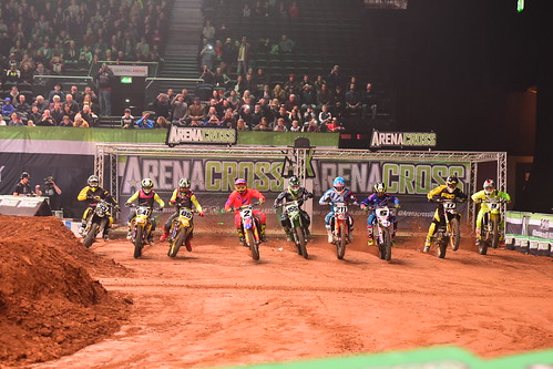 Pro, Arenacross Tour, Birmingham 2017