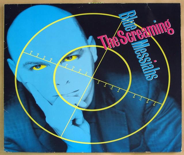 """SCREAMING BLUE MESSIAHS GUN SHY 12"""" LP VINYL"""