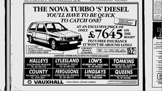 1989 Vauxhall Dealers | by HendryG1987
