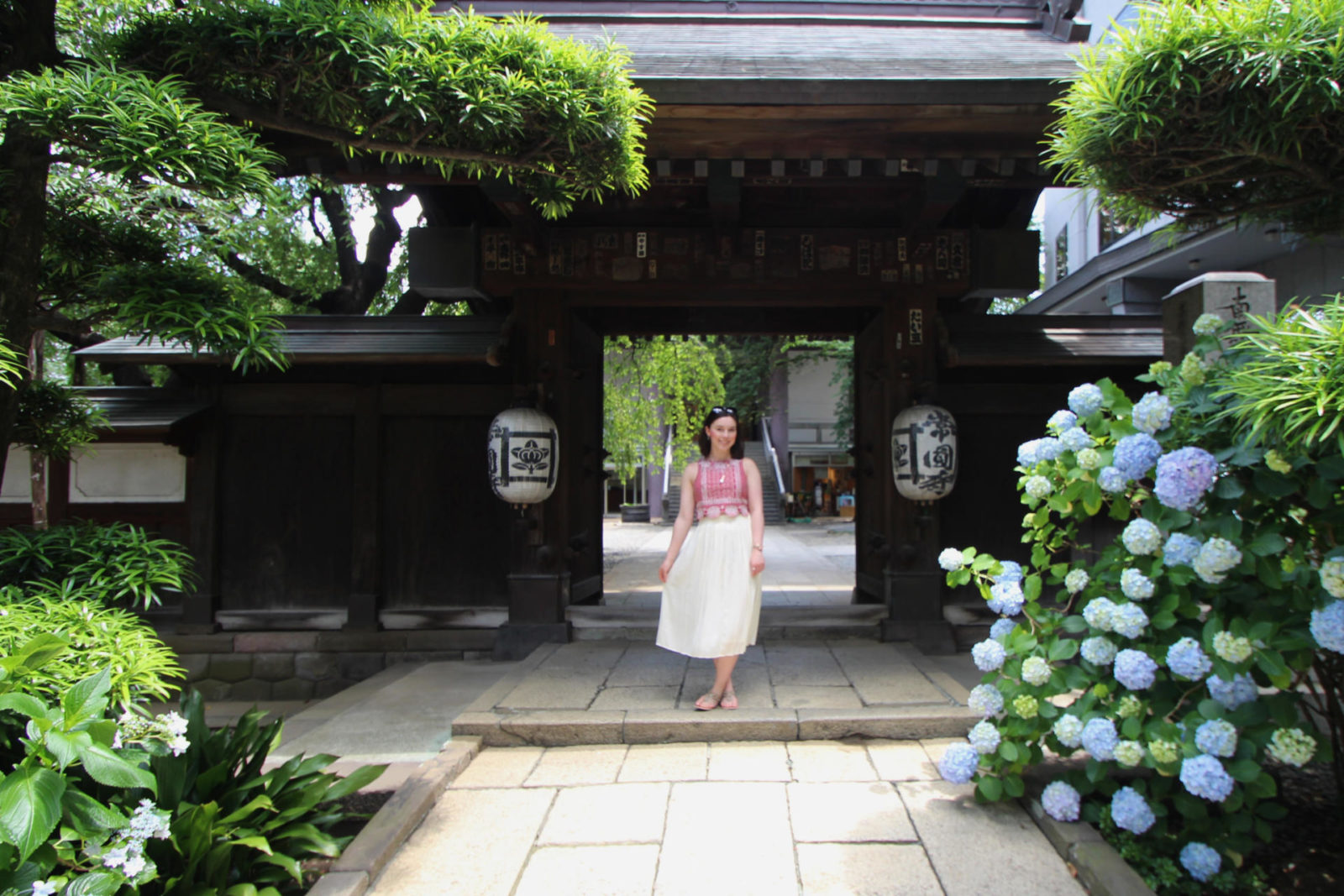 72 hours in Tokyo travel blogger uk