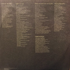 BRYAN FERRY:THE BRIDE STRIPPED BARE(INNER 2)