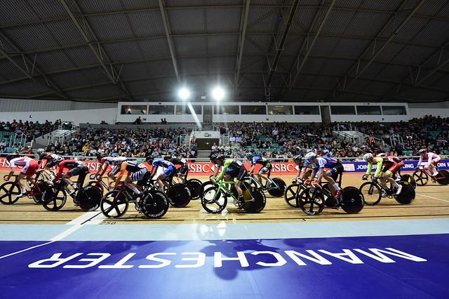 HSBC UK National Track Championships - day 3