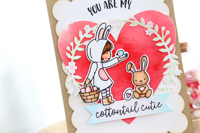cottontail cuties (Neat and Tangled release week)