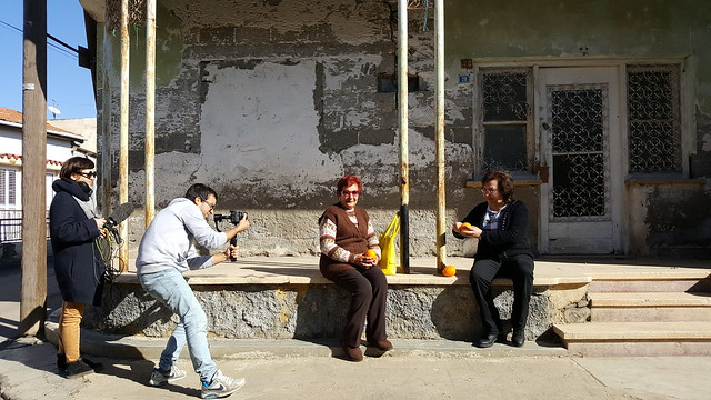 Insiders - Filming in Cyprus