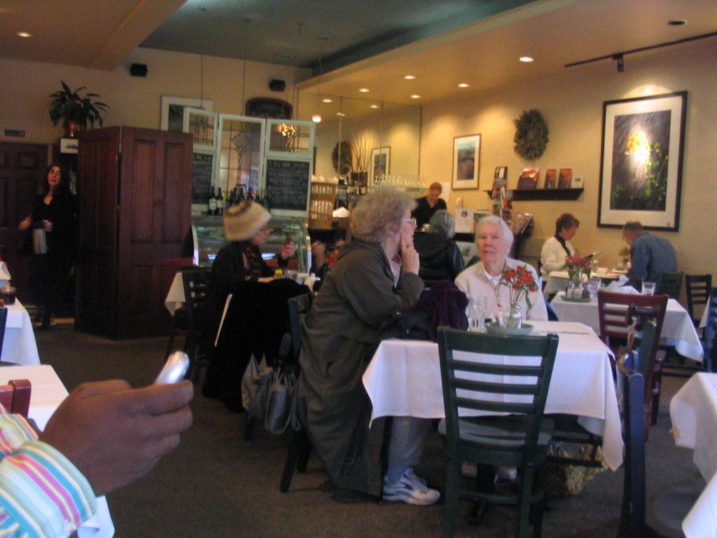 Marilyn S Cafe Menu Chester Nj