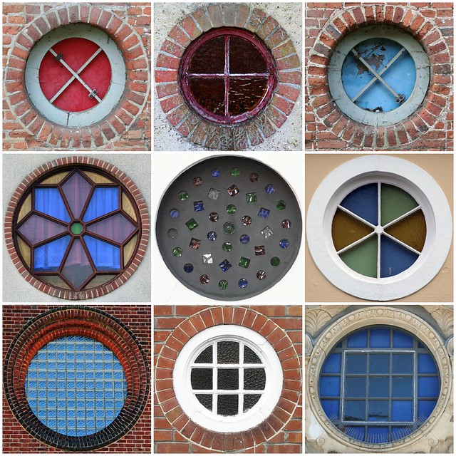 Round windows created with fd 39 s flickr toys 1 round for Window design round