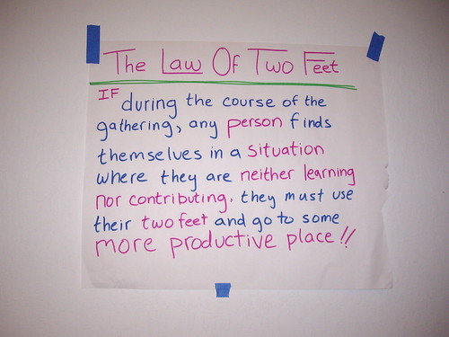 The Law Of Two Feet | by jarrodlombardo