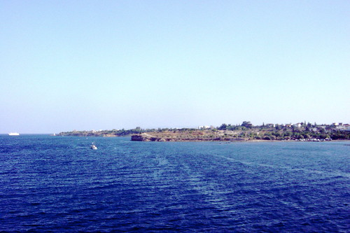 Ferry From Athens To Naxos Island