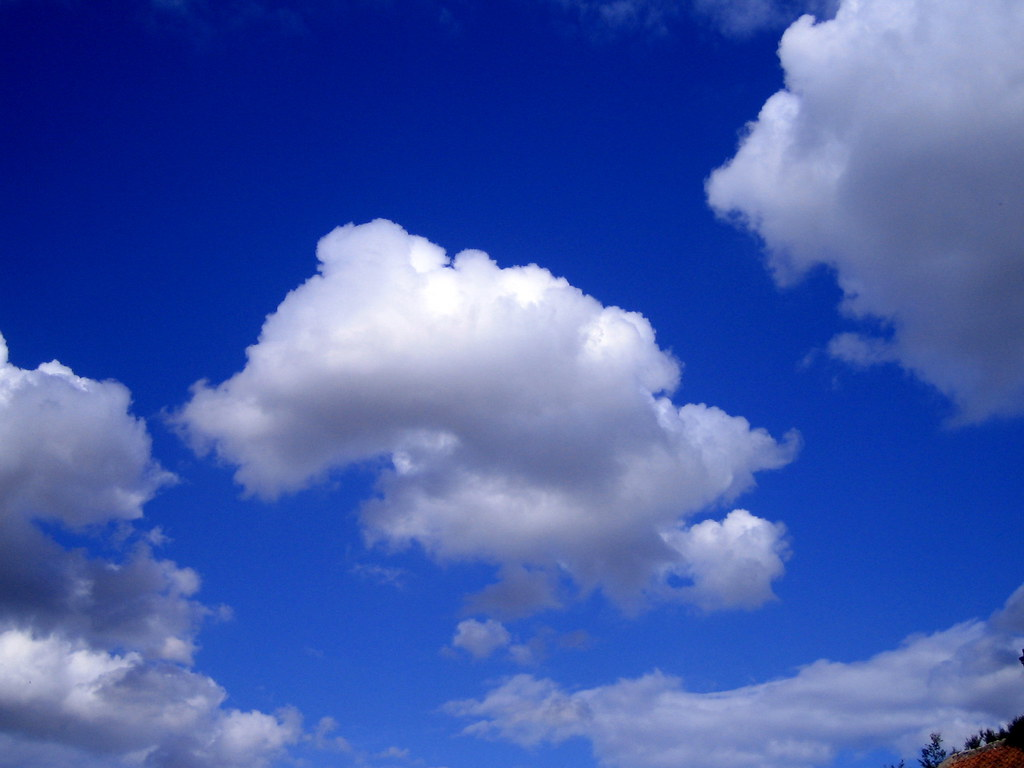Puffy Clouds | James | Flickr