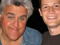 Me and Jay Leno | by jamesey10