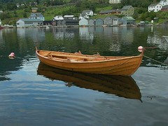 Boat from Hardanger Norway | by π-nocchio