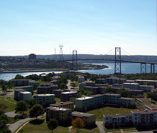 MacKay Bridge - Shannon Park, Dartmouth NS | by wdrwilson