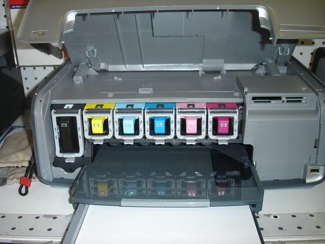 HP Photosmart 8200 Printer Driver UPDATE